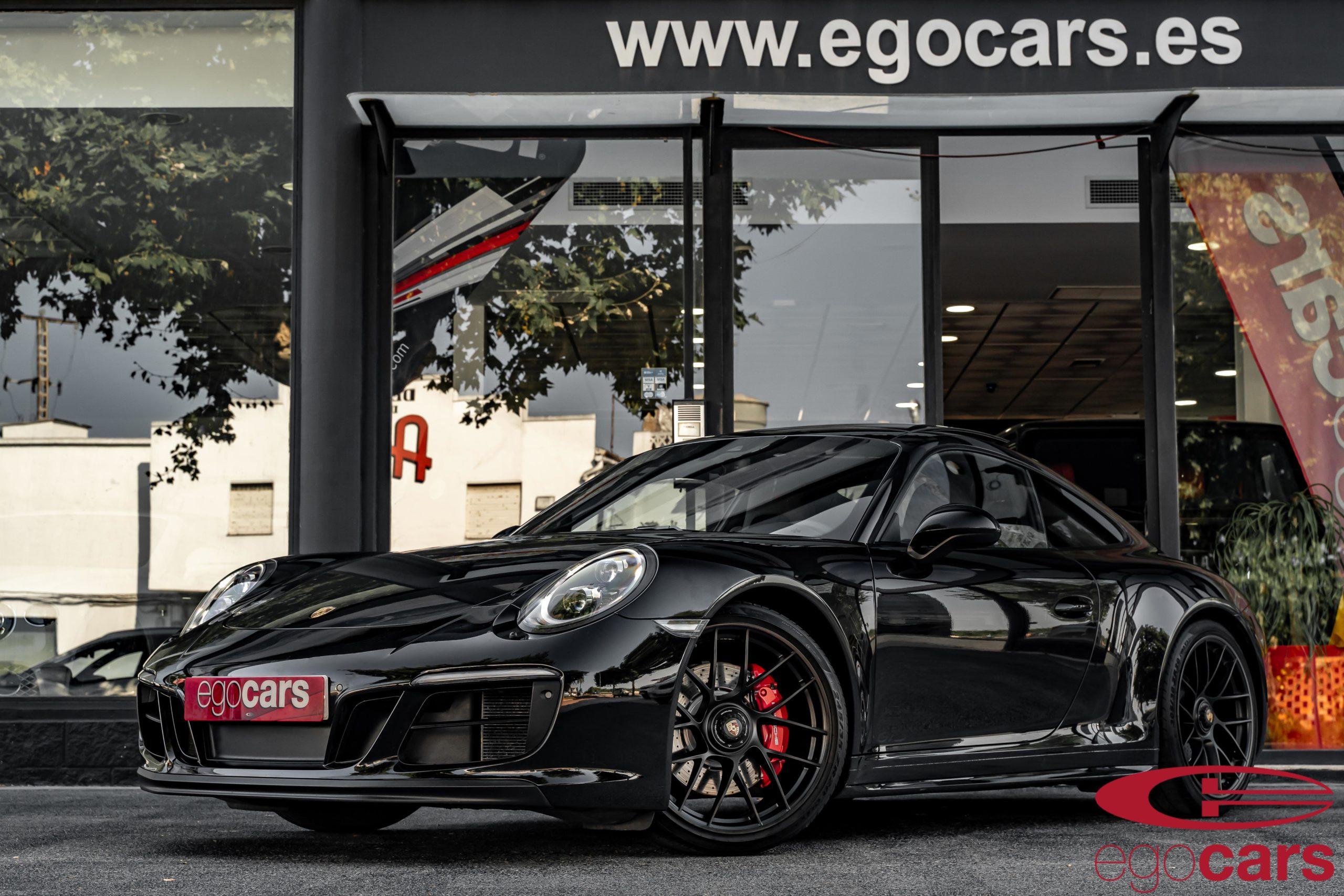 911 CARRERA 4 GTS NEGRO EGOCARS_1