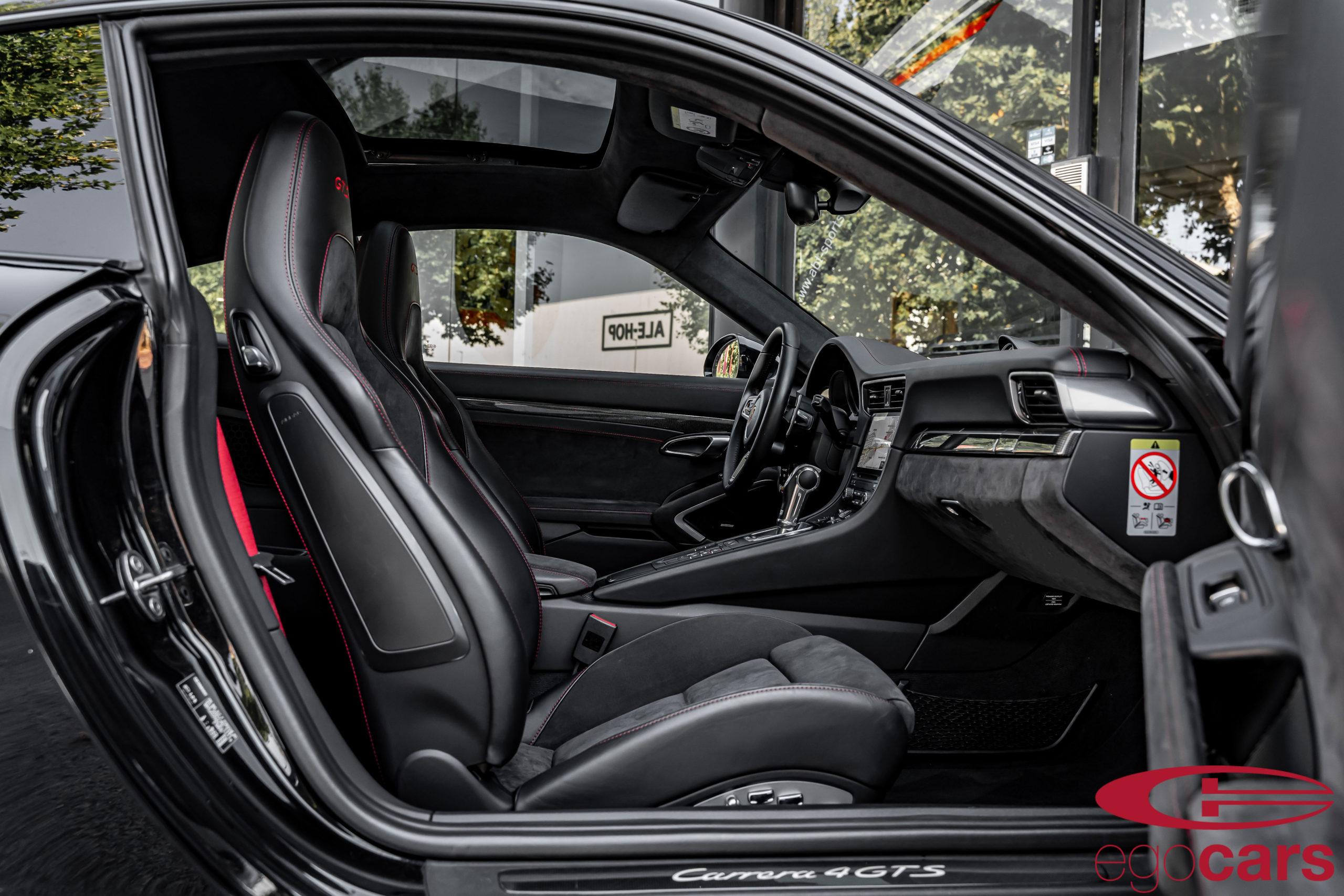 911 CARRERA 4 GTS NEGRO EGOCARS_21