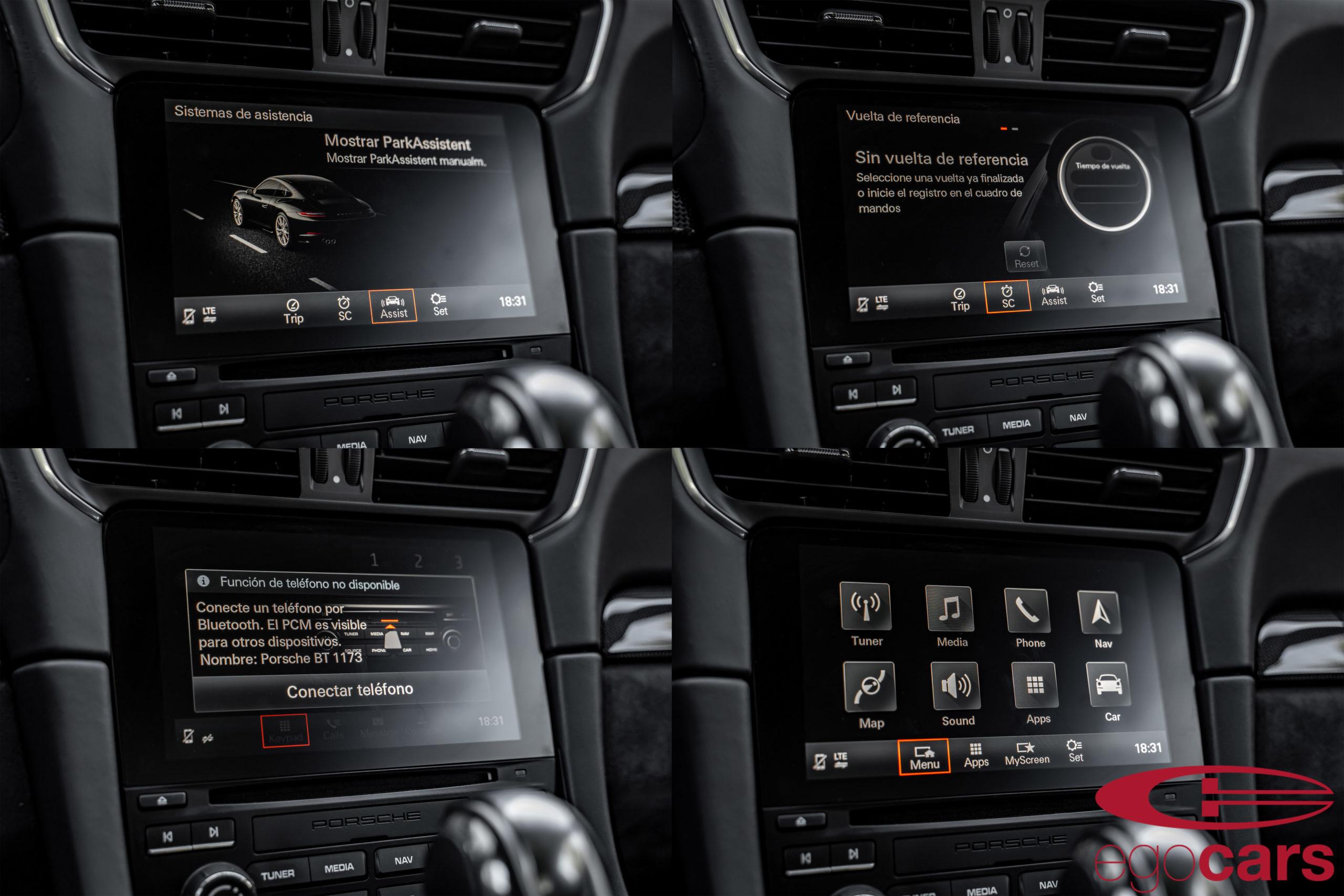 911 CARRERA 4 GTS NEGRO EGOCARS_35