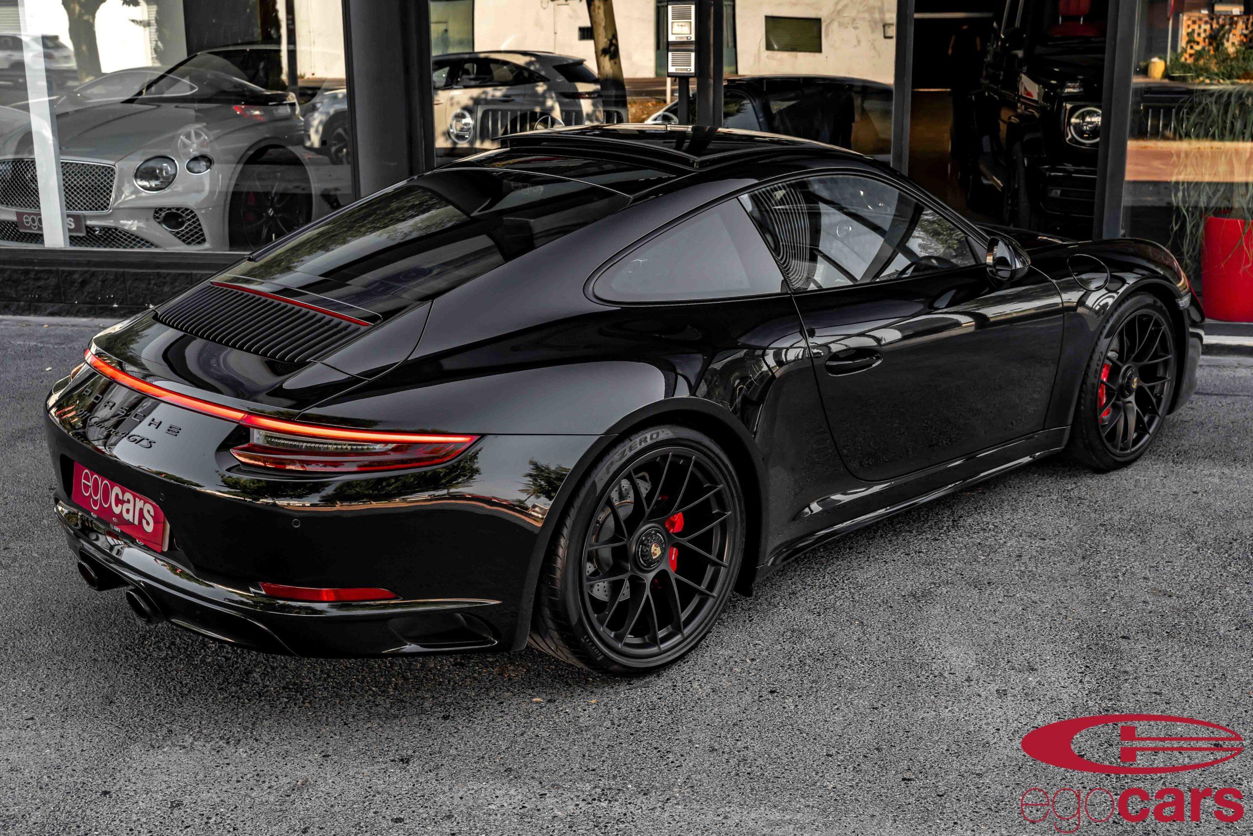 911 CARRERA 4 GTS NEGRO EGOCARS_9