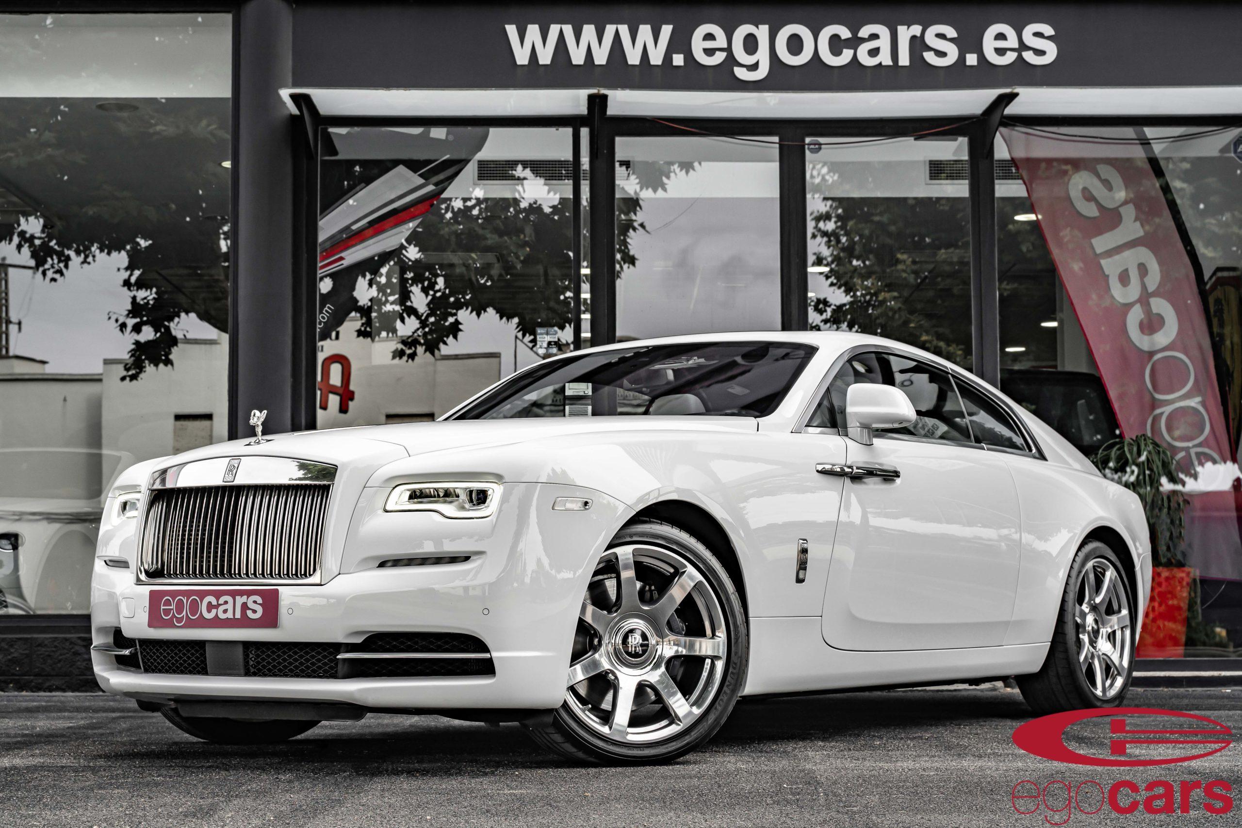 WRAITH WHITE V12 EGOCARS_1